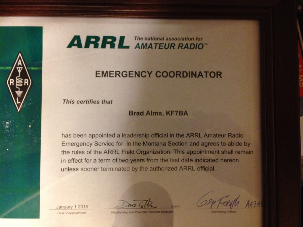 ARES CERT