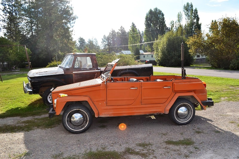 1974 VW Thing Type 181
