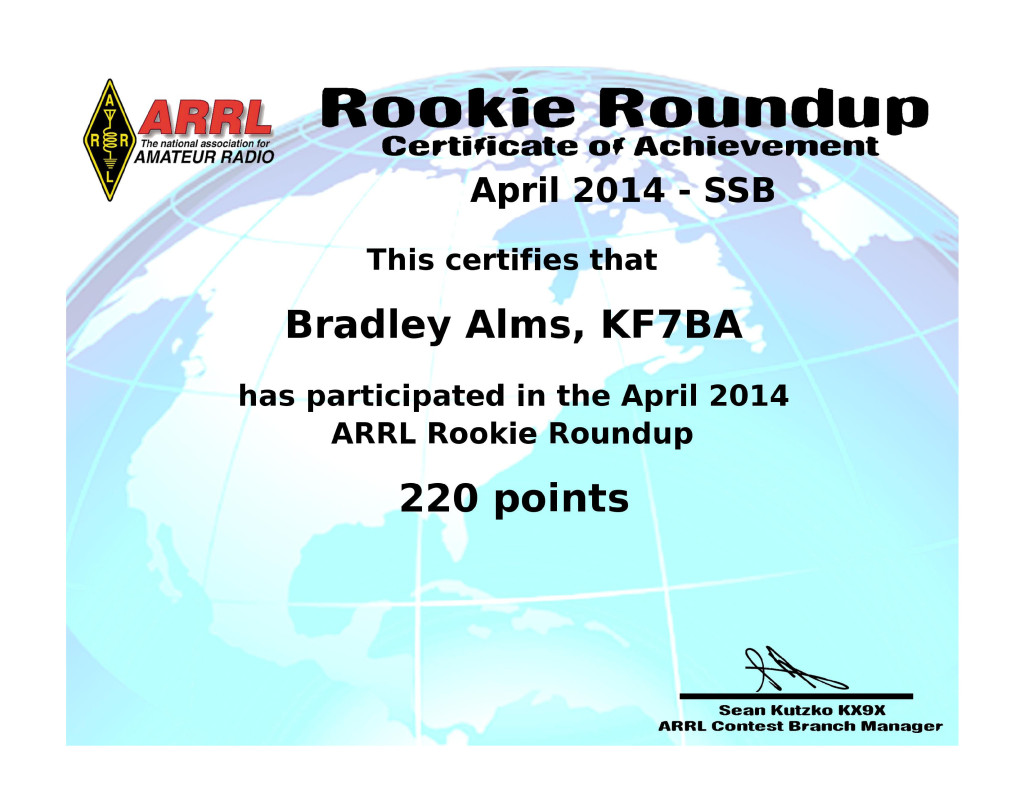 Rookie Roundup 2014